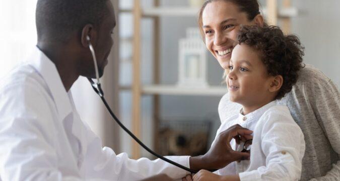 soins pédiatriques